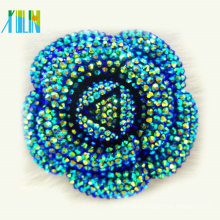 fashion jewelry fitting resin flower